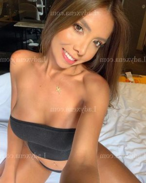 Reana massage érotique ladyxena à Caussade