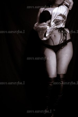 Vanida escorte trans massage sensuel