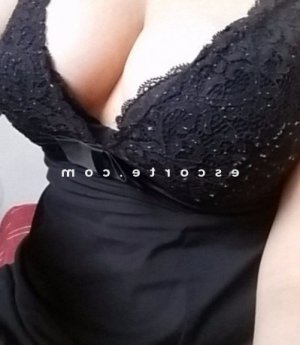 Nadera massage sexy escorte girl à Champagnole